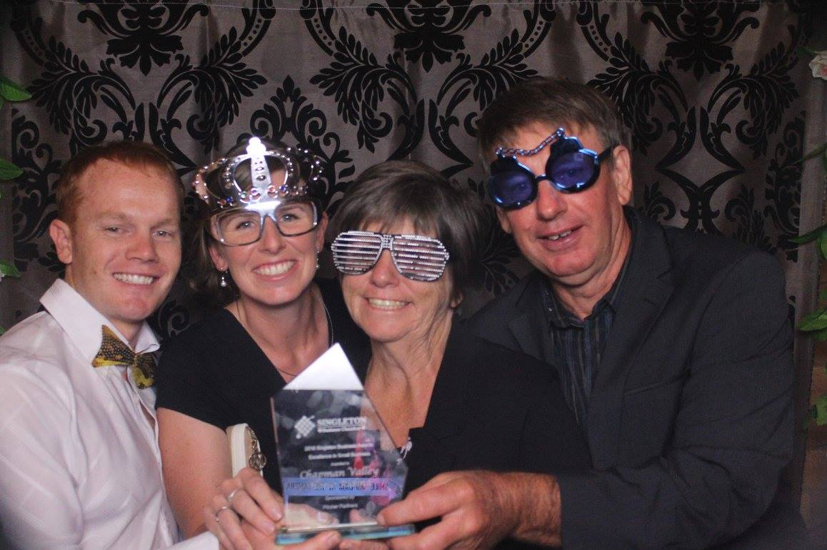 CVHR Wins Excellence In Small Business Award (Singleton)