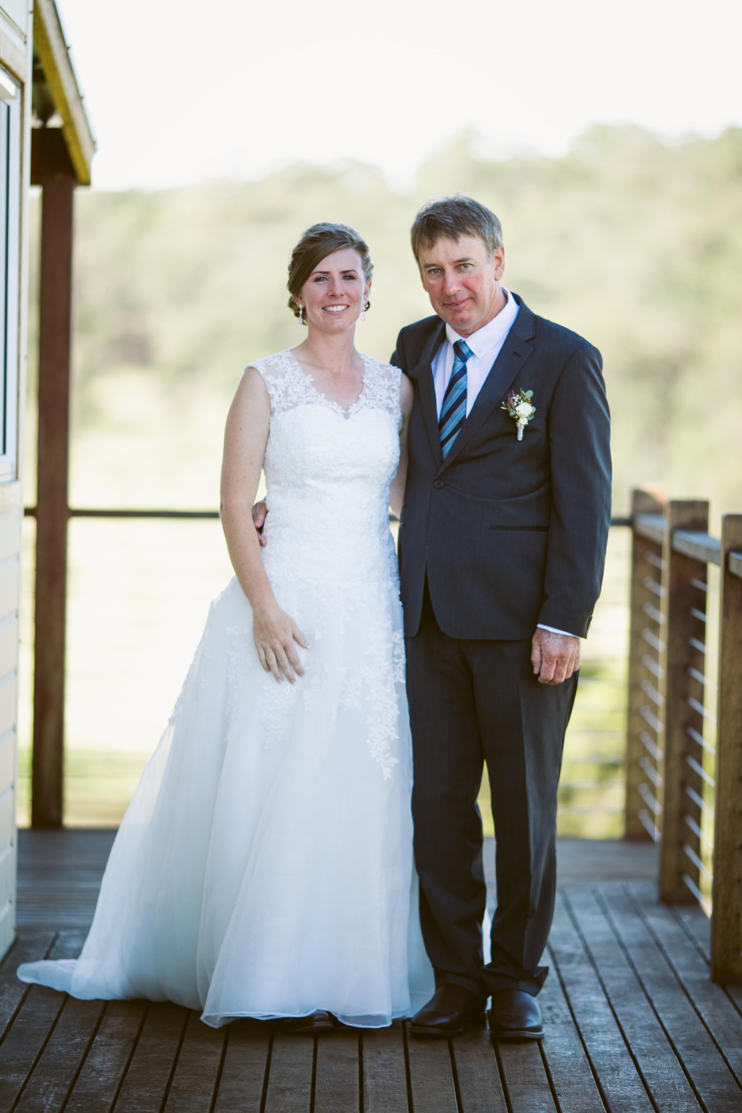 Country Australian Wedding Venue Near Sydney Chapman Valley